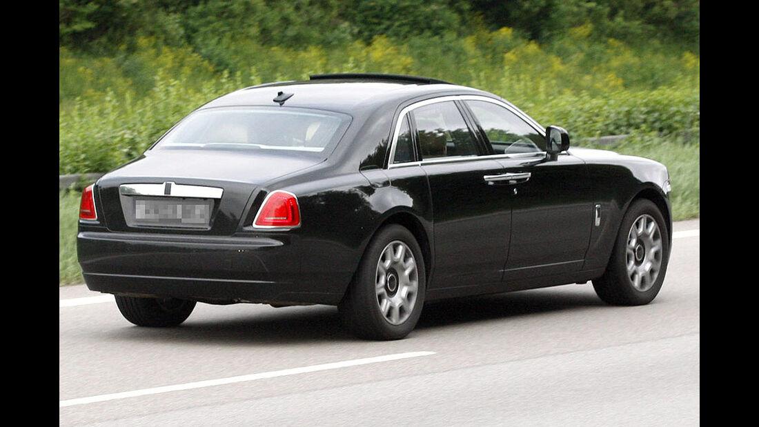 Rolls-Royce Ghost Erlkönig