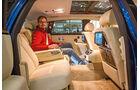 Rolls-Royce Ghost, Fondsitz, Interieur