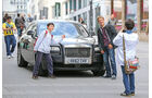 Rolls-Royce Ghost, Frontansicht, Jugendliche