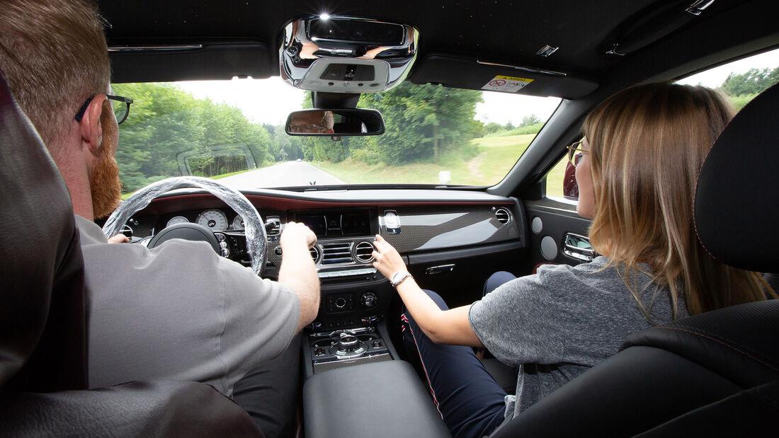 Rolls-Royce Ghost, Gebrauchtwagen-Check