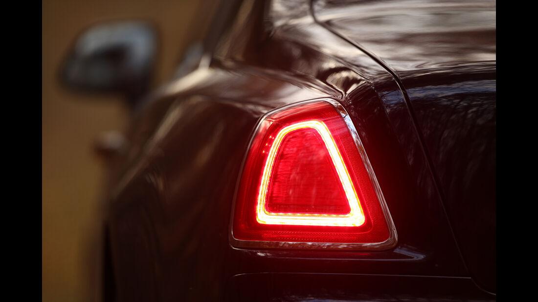 Rolls-Royce Ghost, Heckleuchte