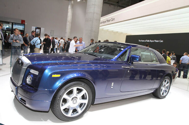 Rolls Royce Ghost IAA