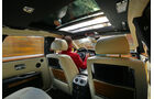 Rolls-Royce Ghost, Interieur
