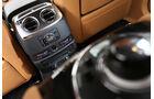 Rolls-Royce Ghost, Mittelkonsole, Luftausströmer
