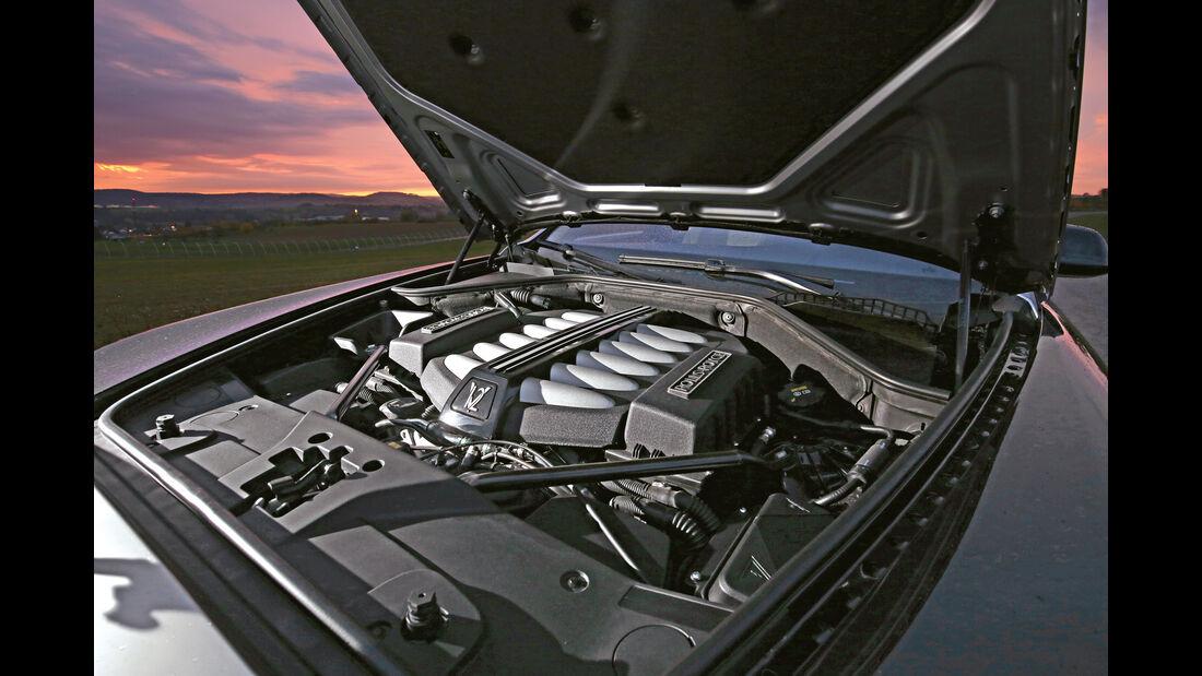 Rolls-Royce Ghost, Motor