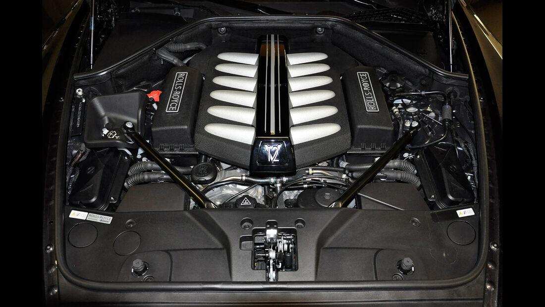 Rolls Royce Ghost, Motor