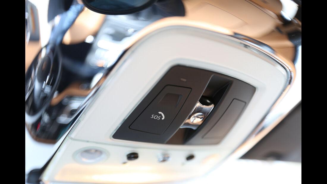 Rolls-Royce Ghost, Notfalltelefon