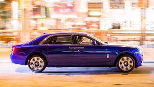 Rolls-Royce Ghost, Seitenansicht