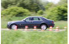 Rolls-Royce Ghost, Seitenansicht, Bremstest
