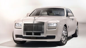 Rolls Royce Ghost Six Senses Auto China 2012