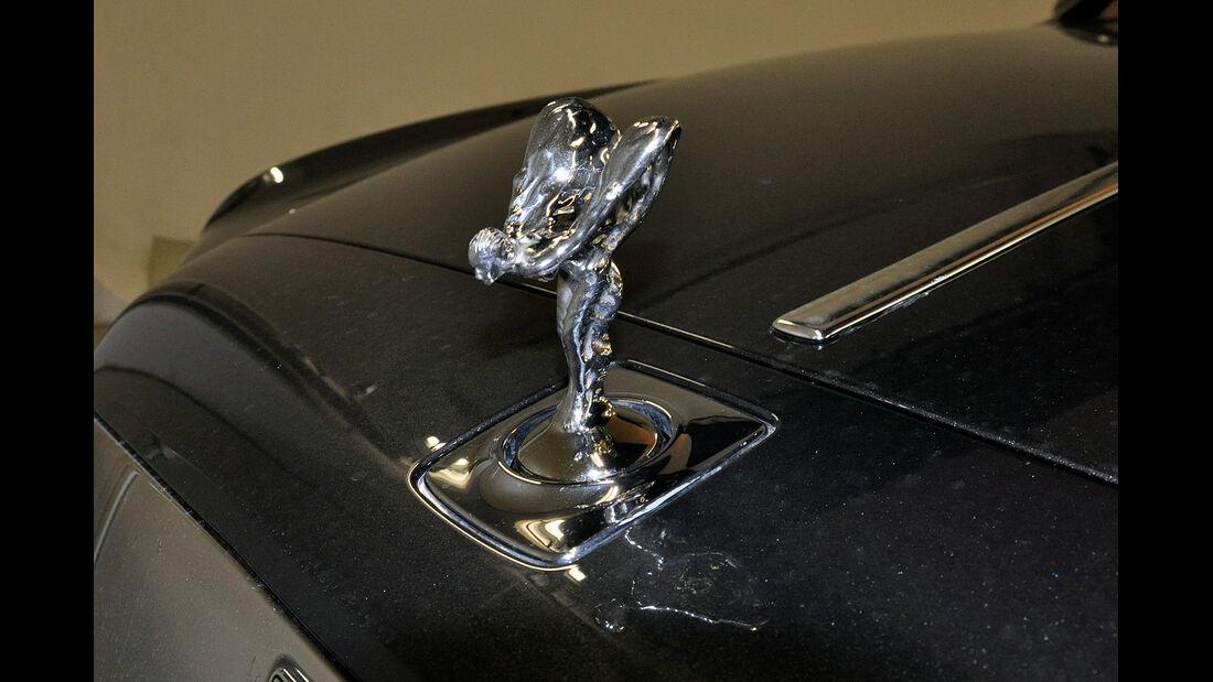 Rolls Royce Ghost, Spirit of Ecstasy