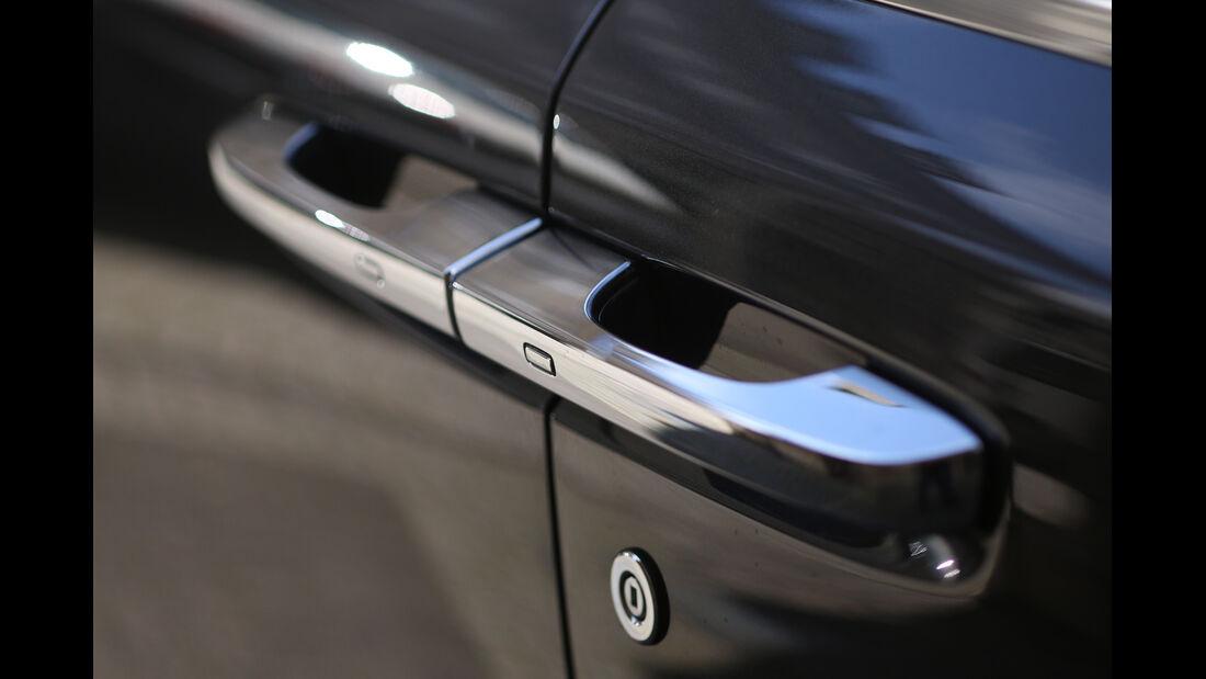 Rolls-Royce Ghost, Türgriff