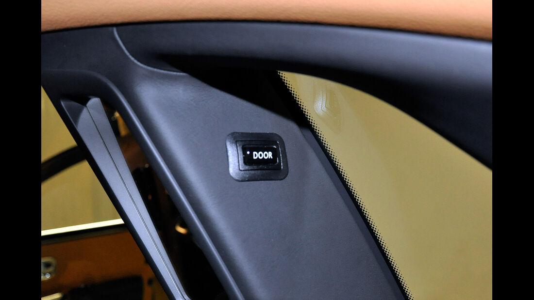 Rolls Royce Ghost, Türschliesser elektrisch