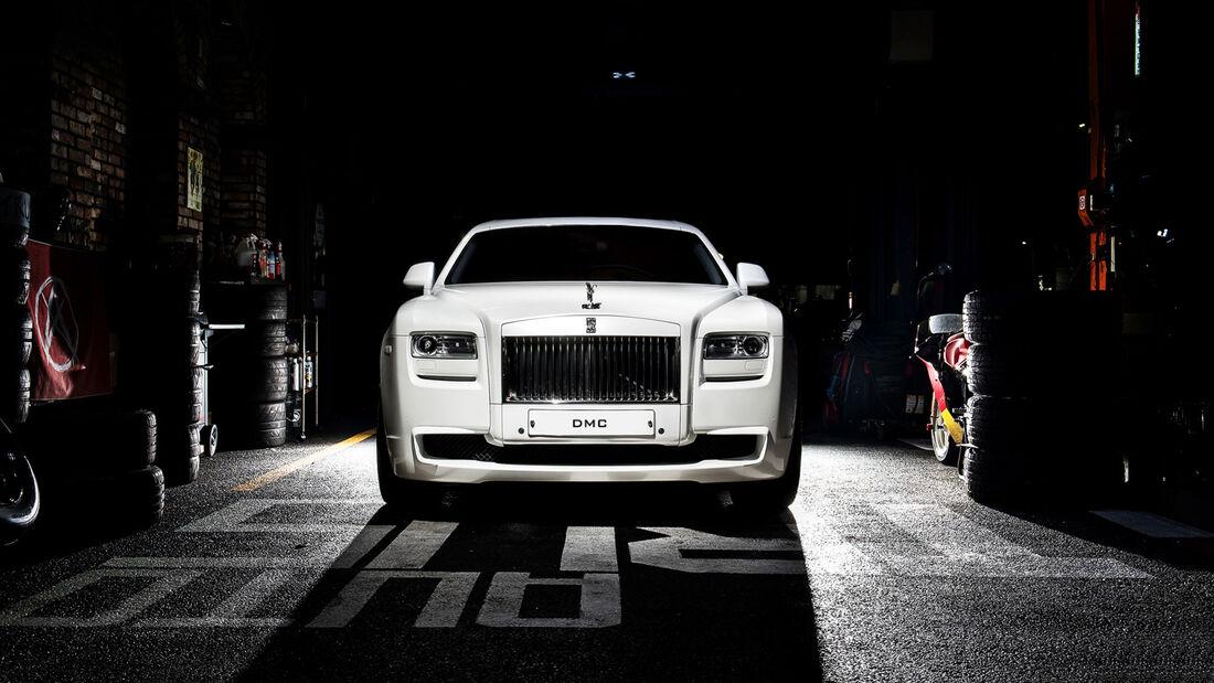 Rolls Royce Ghost Umbau DMC