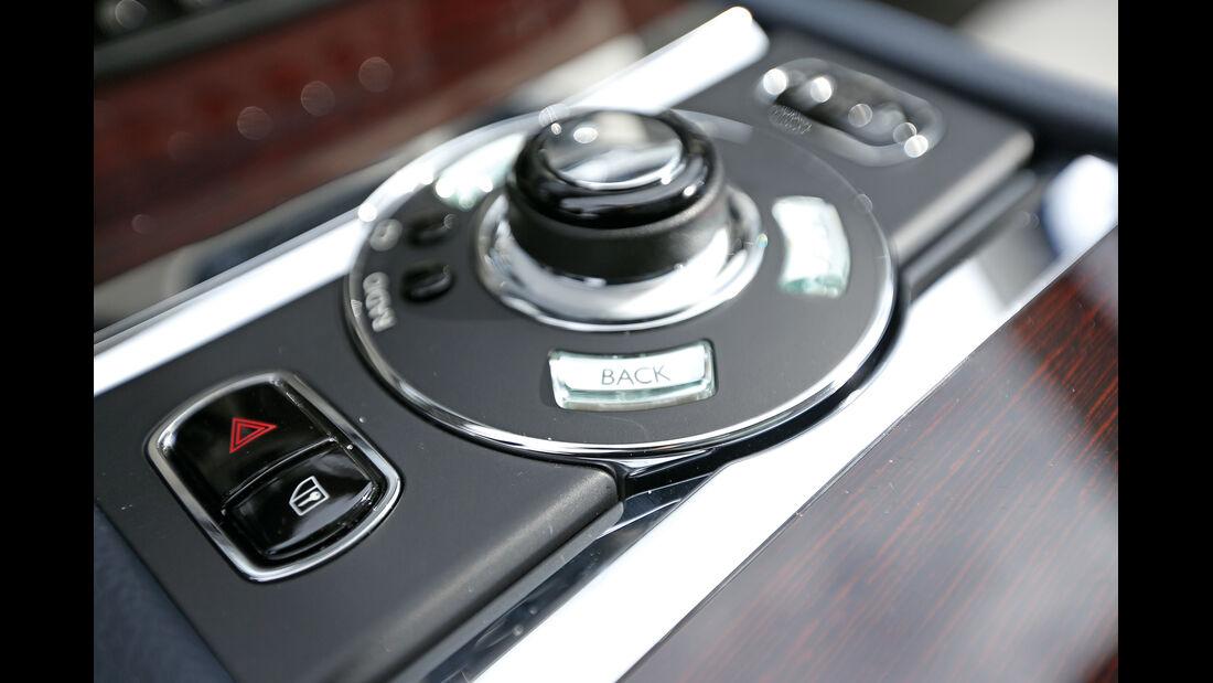 Rolls-Royce Ghost, iDrive, Bedienelement