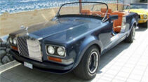 Rolls-Royce Jagdwagen des marokkanischen Koenigs