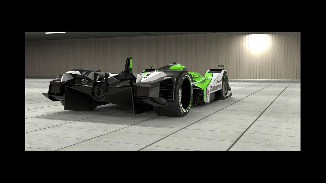 Rolls Royce LMP1 Concept - Oriol Folch Garcia