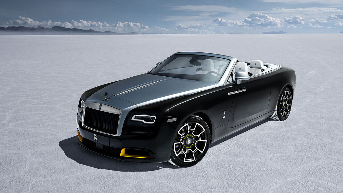 Rolls-Royce Landspeed Collection Wraith Dawn