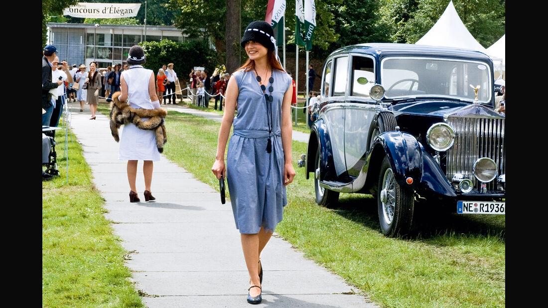 Rolls-Royce, Laufsteg