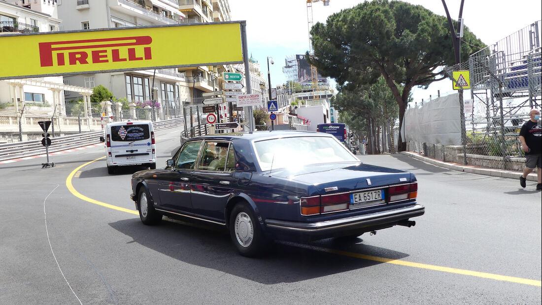 Rolls Royce - Luxusautos - Formel 1 - GP Monaco - 21. Mai 2021