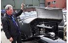 Rolls-Royce Motorraum - Techno Classica 2011 - Privatmarkt