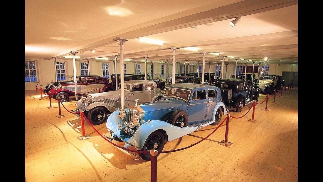 Rolls-Royce-Museum Dornbirn