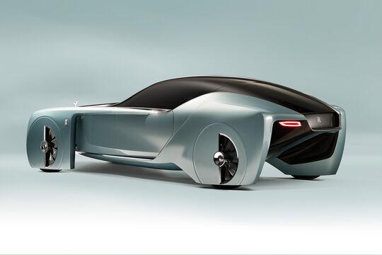 Rolls-Royce Next 100