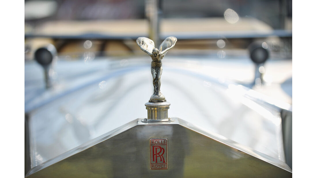 Rolls Royce, Oltimer, Kühlerfigur, Emily