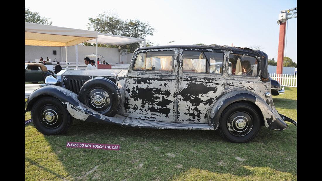 Rolls Royce, Oltimer, unrestauriert