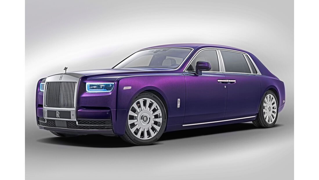 Rolls-Royce Phantom, Best Cars 2020, Kategorie F Luxusklasse