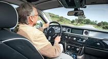 Rolls-Royce Phantom, Cockpit