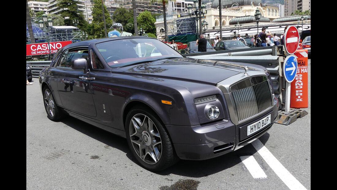 Rolls Royce Phantom Coupé - Carspotting - GP Monaco 2017