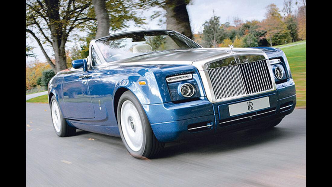 Rolls Royce Phantom DHC