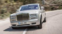 Rolls-Royce Phantom, Frontansicht, Kühlergrill