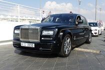 Rolls Royce Phantom - GP Abu Dhabi - Carspotting 2015
