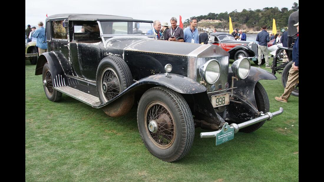 Rolls-Royce Phantom I Brewster Riviera Town Car 1933