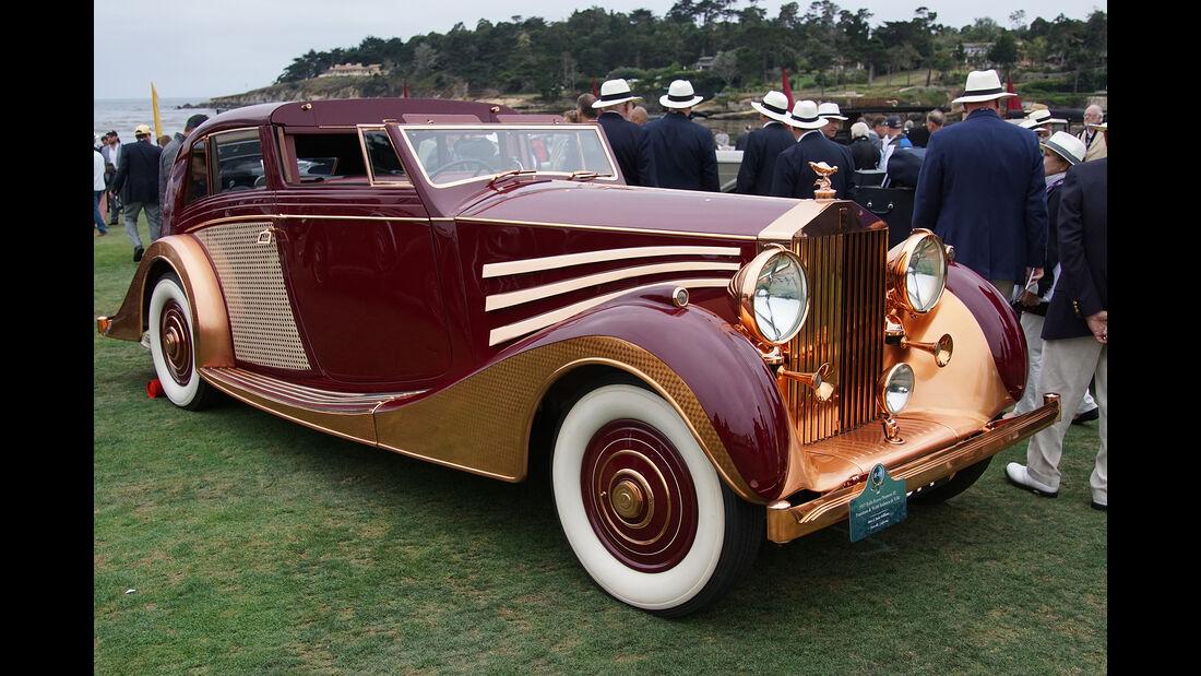Rolls-Royce Phantom III Freestone & Webb Sedanca de Ville