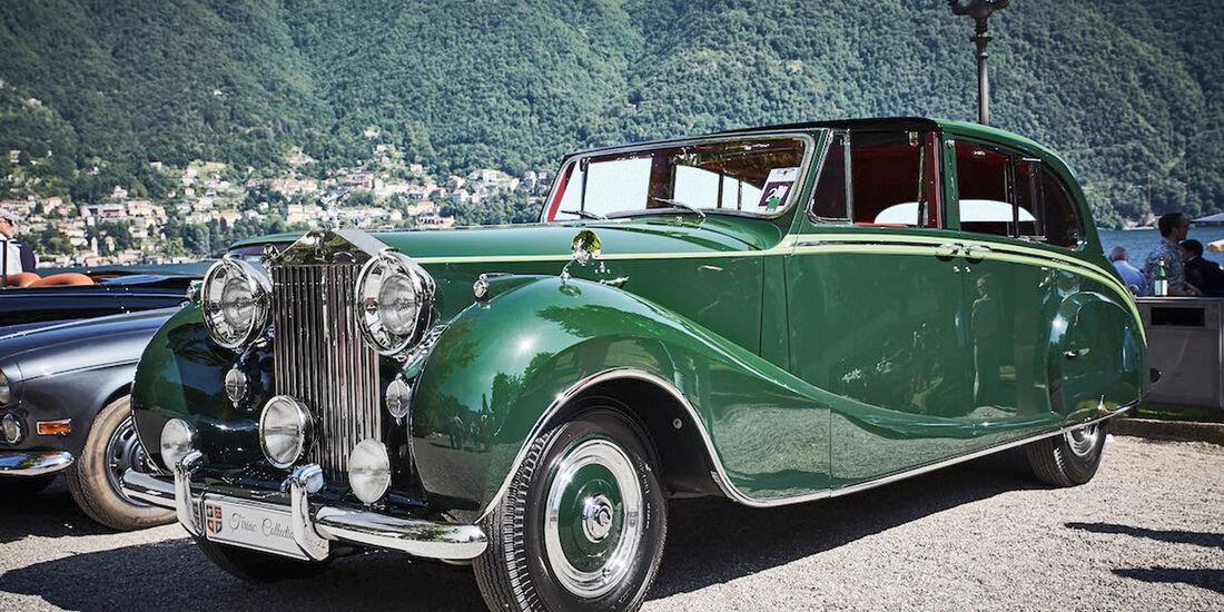 Rolls-Royce Phantom IV Sedanca de Ville