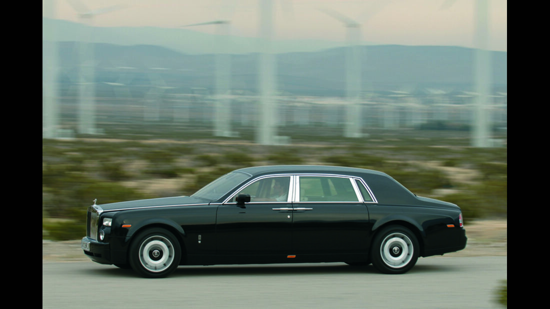 Rolls-Royce Phantom Lang