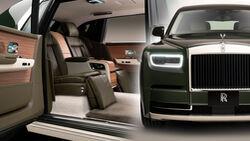 Rolls-Royce Phantom Oribe Bespoke