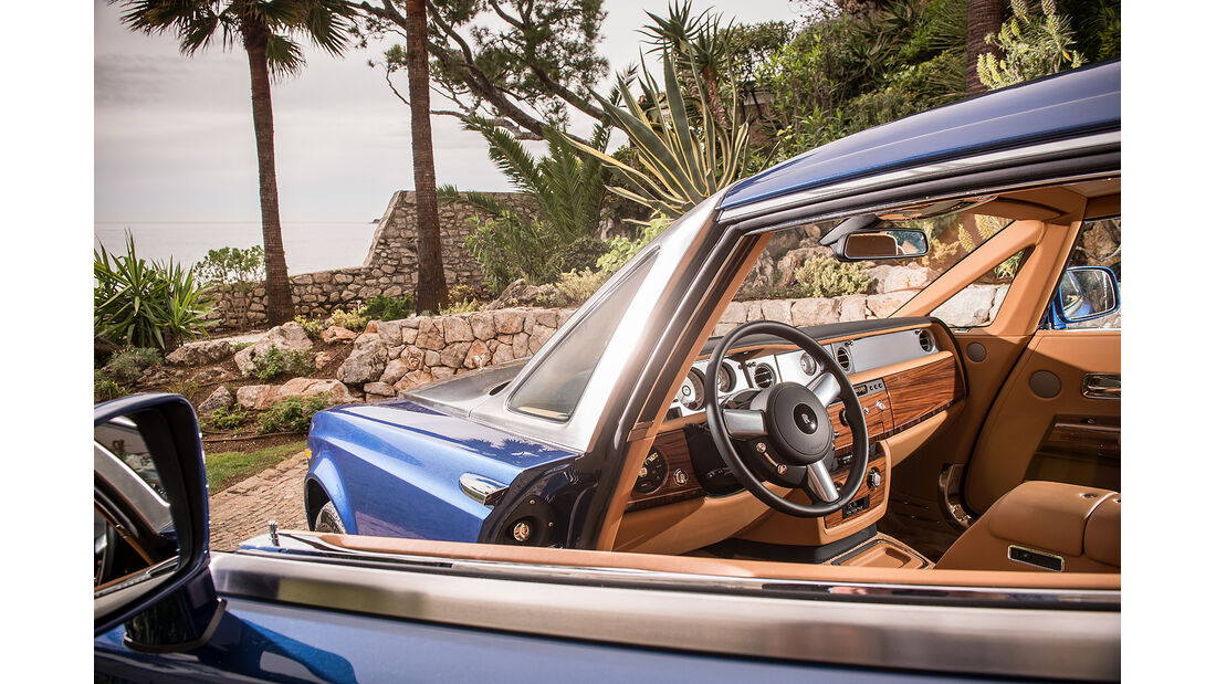 Rolls Royce Phantom Serie II, Coupé