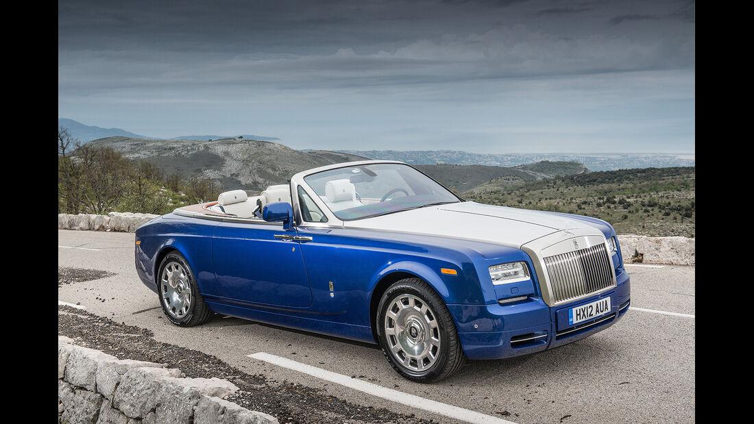 Rolls Royce Phantom Serie II, Drophead Coupé