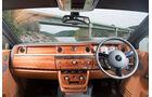 Rolls Royce Phantom Serie II, Innenraum, Cockpit