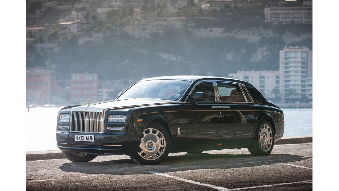 Rolls Royce Phantom Serie II, Langversion