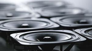 Rolls-Royce Phantom Soundsystem