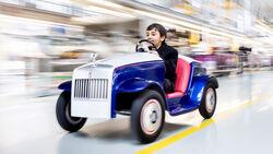 Rolls-Royce SRH Kinderauto
