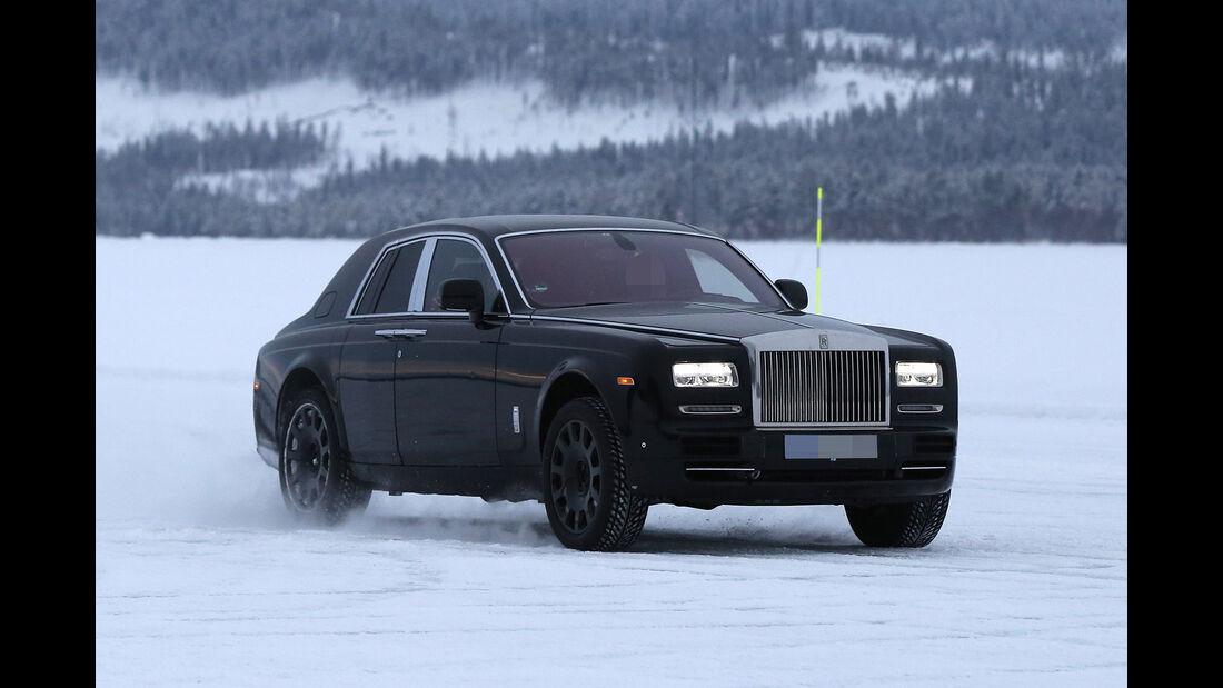 Rolls Royce SUV Cullinan