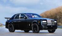 Rolls-Royce SUV Muletto