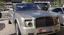 Rolls Royce - Scheich Autos - GP Abu Dhabi 2012