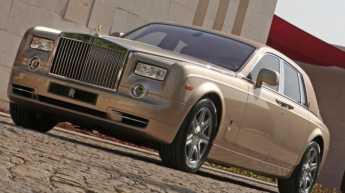 Rolls Royce Shaheen Phantom Coupe